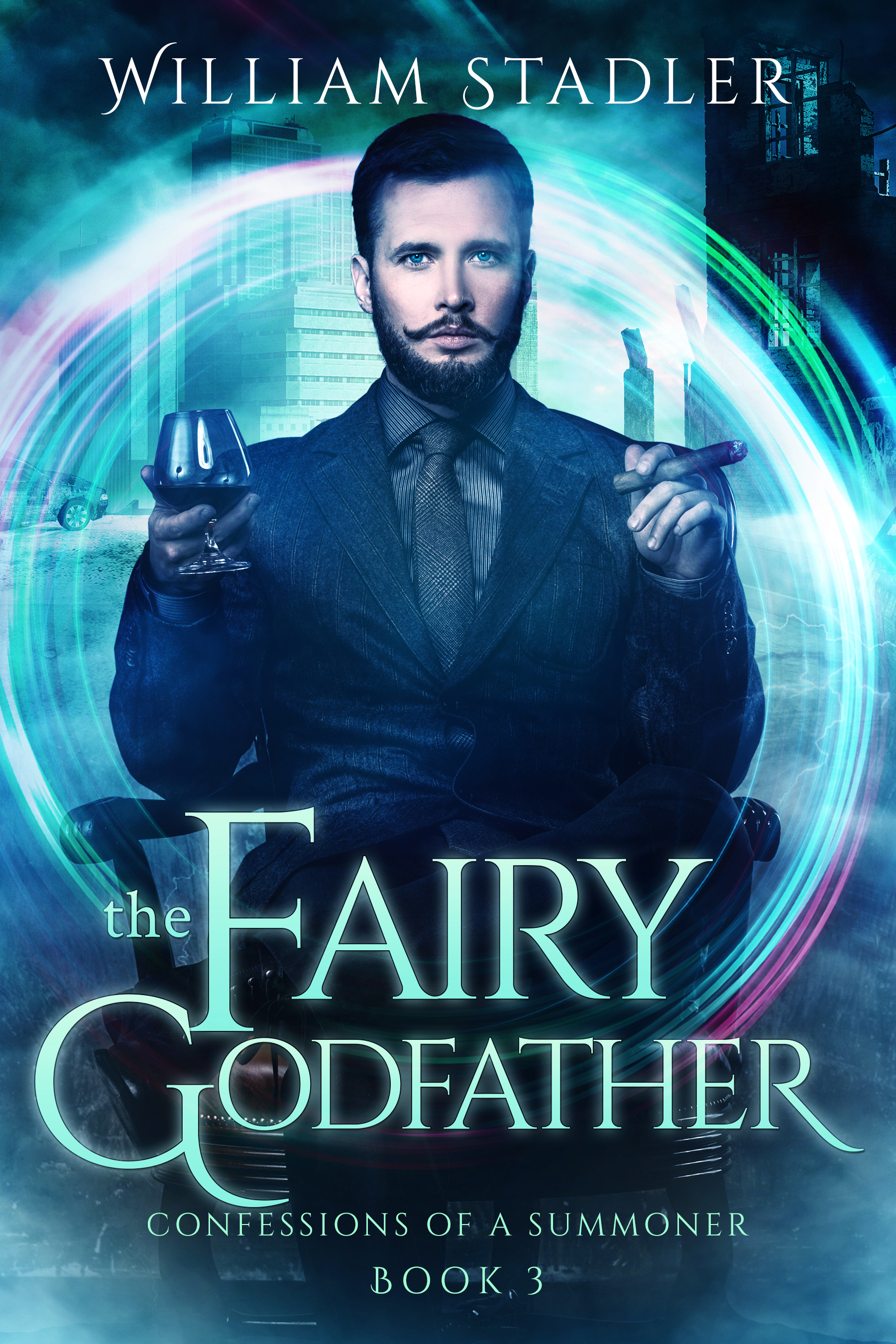 "Fantasy Book Cover Needed : The fairy godfather ""business is good william stadler"